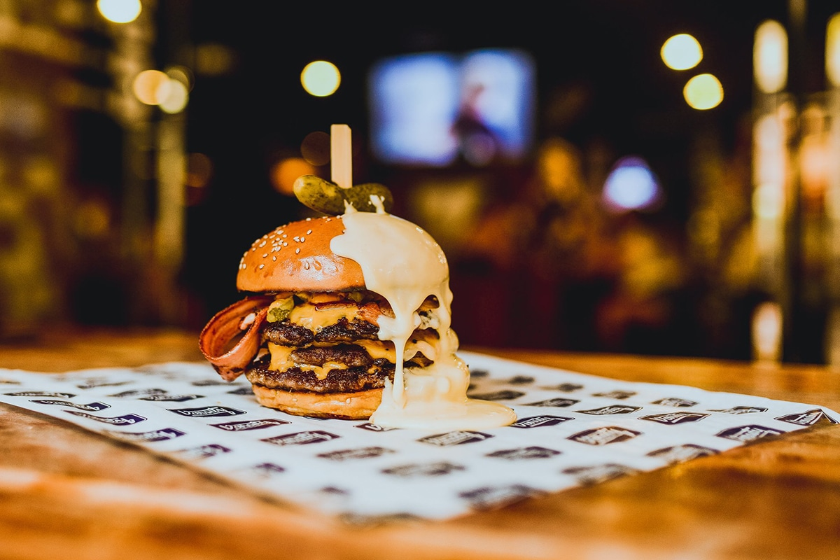 Spots for the Best Burgers in Perth Varsity Burgers