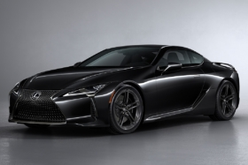 2021 Lexus LC 500 Inspiration Series Coupe front side
