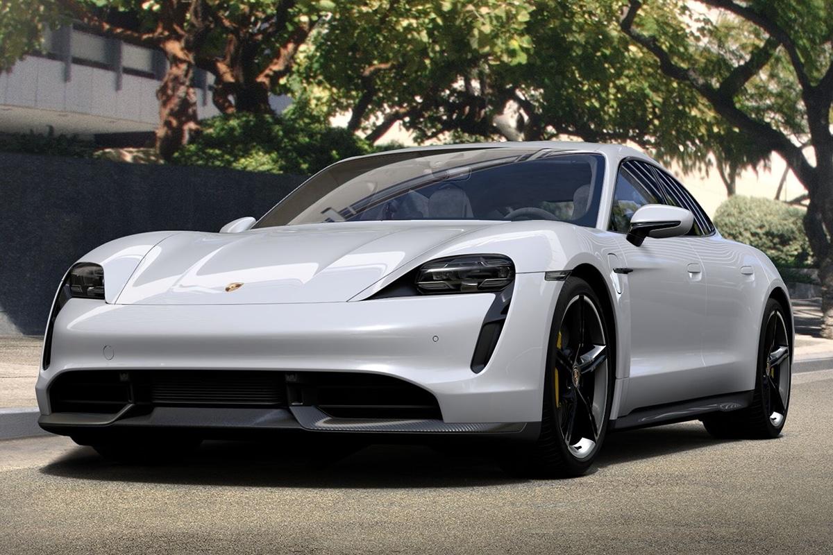 Выиграйте Porsche Taycan Turbo S 2021 года и 20 000 долларов!  |  Человек многих