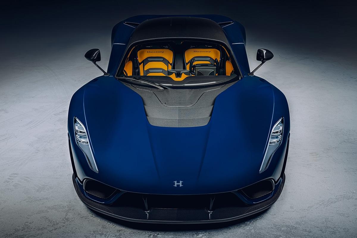 2021 Venom f5 front