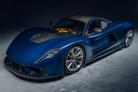 2021 Venom f5 front side