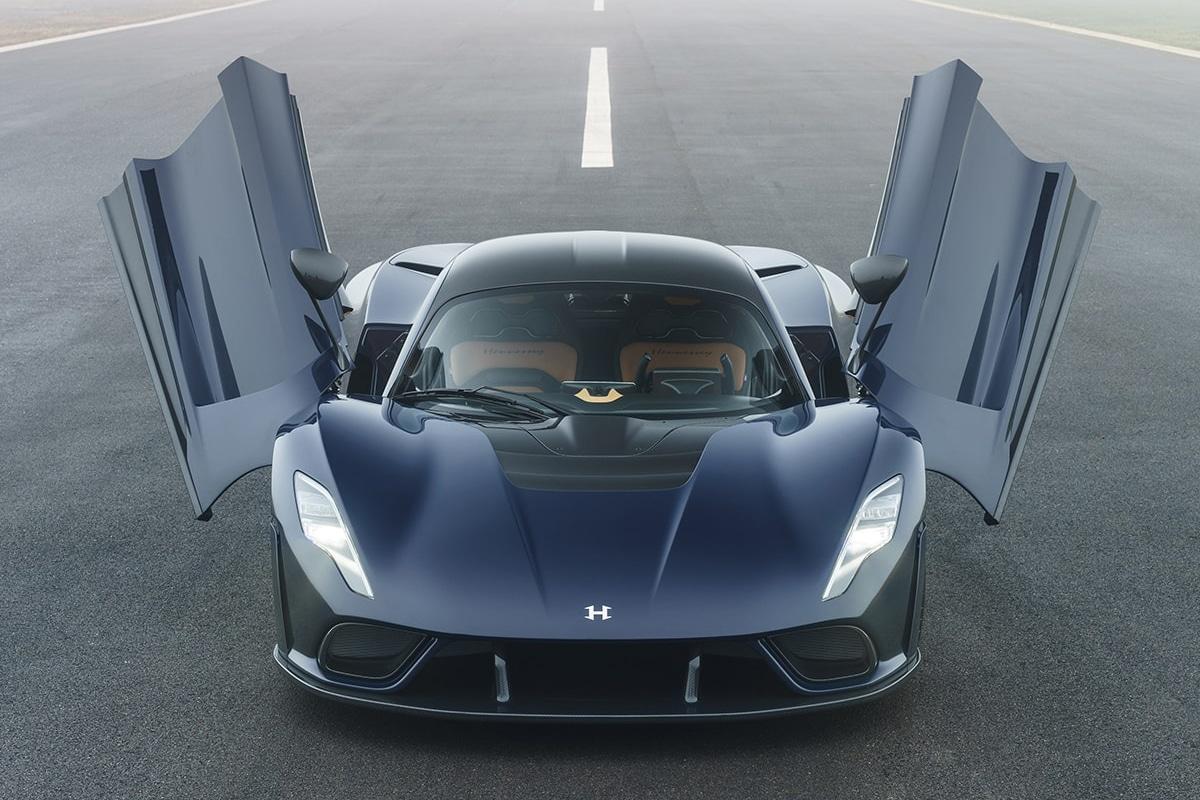 2021 Venom f5 open doors