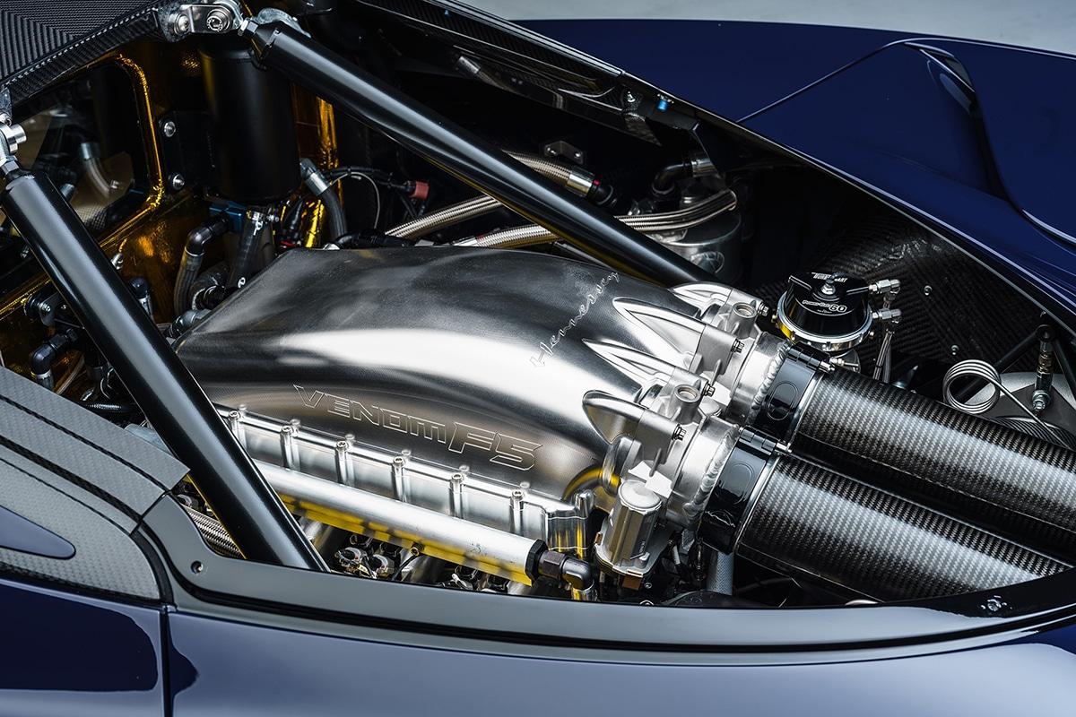 2021 Venom f5 engine
