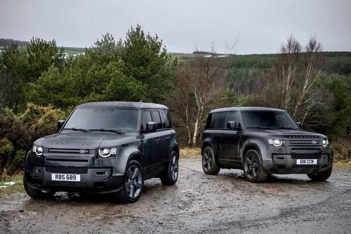 2022 Land Rover Defender 13