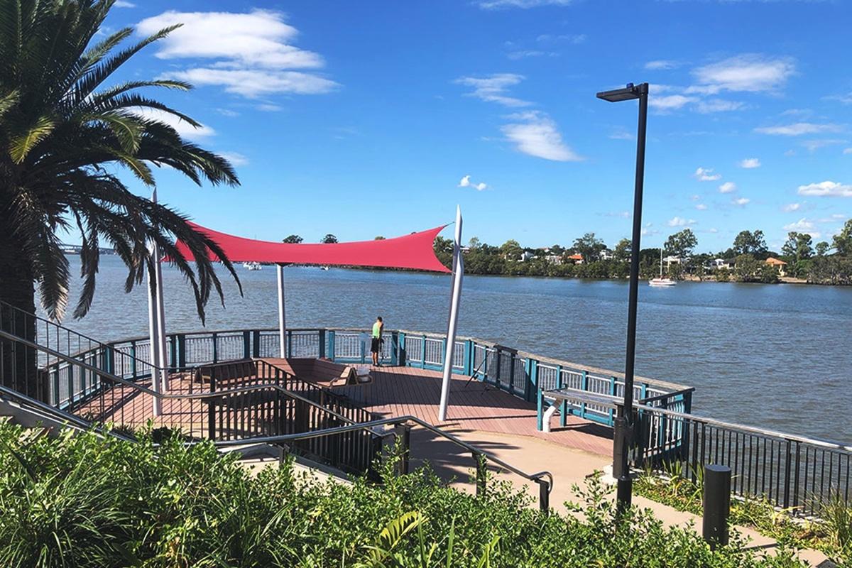 Best Fishing Spots In Brisbane Cameron Rocks Reserve, Hamilton