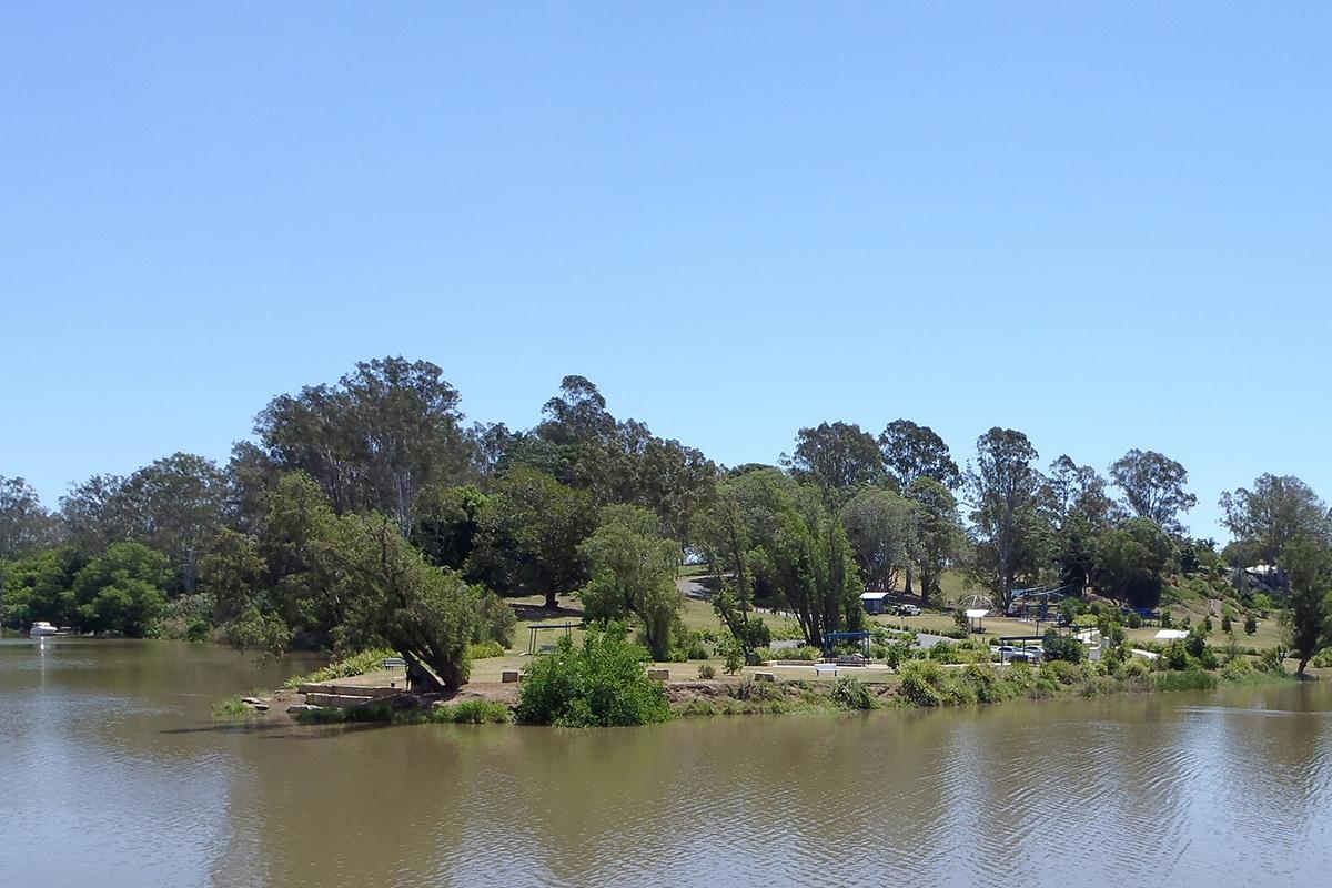 Best Fishing Spots In Brisbane Newstead Park Jetty