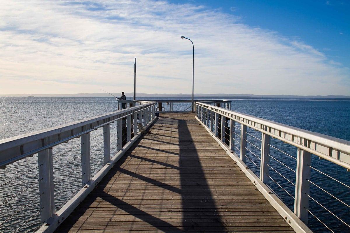 Best Fishing Spots In Brisbane Wellington Point Jetty