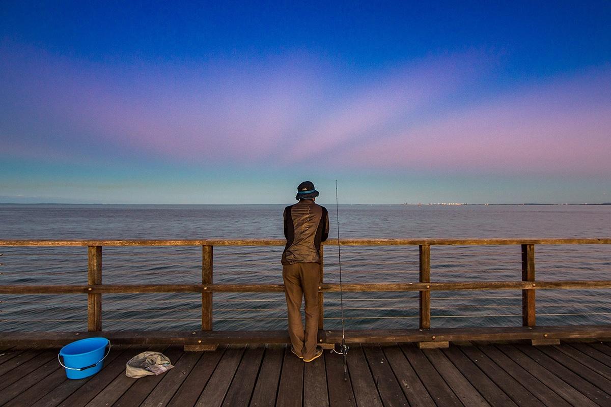 Best Fishing Spots In Brisbane Woody Point Jetty