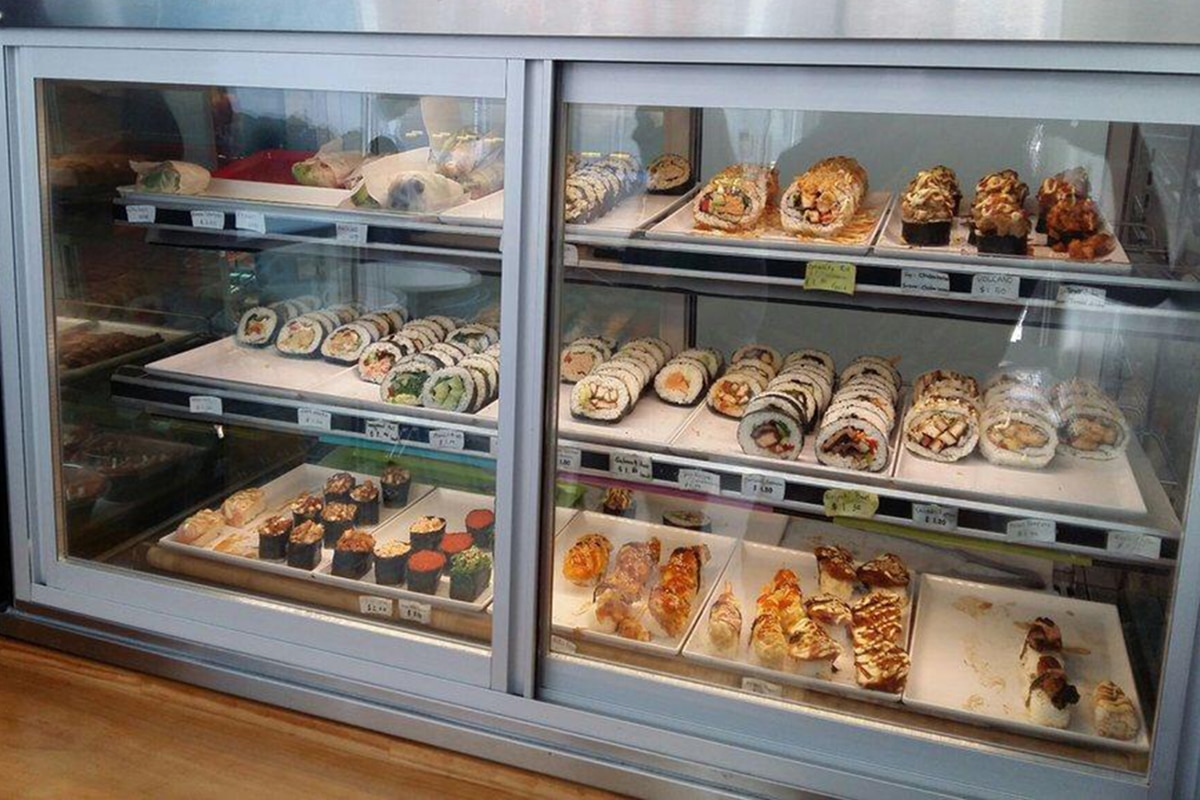 Best Japanese and Sushi Restaurants in Perth Haru Sushi N Bento