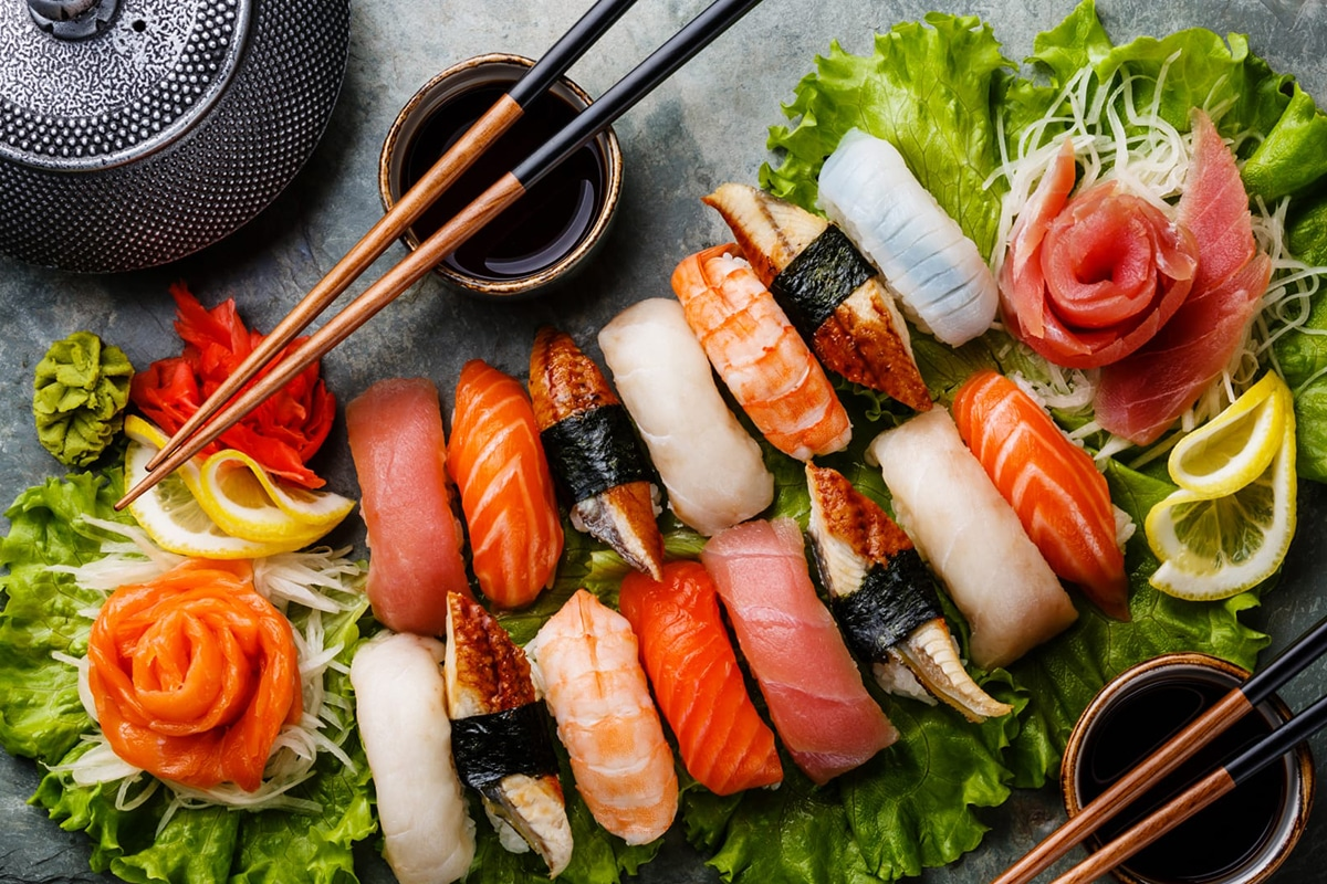 Best Japanese and Sushi Restaurants in Perth