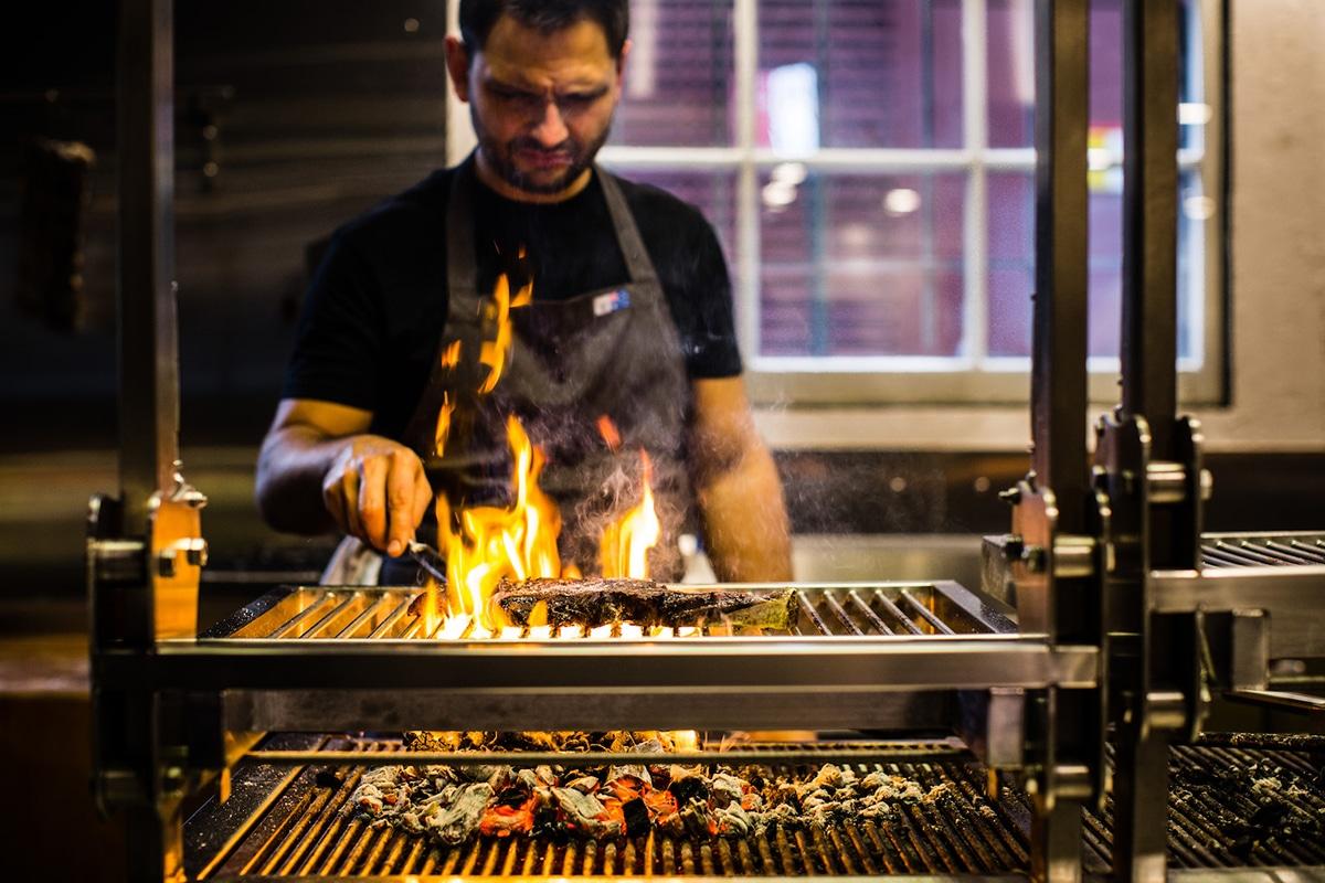 Best Restaurants in Surry Hills Firedoor Restaurant
