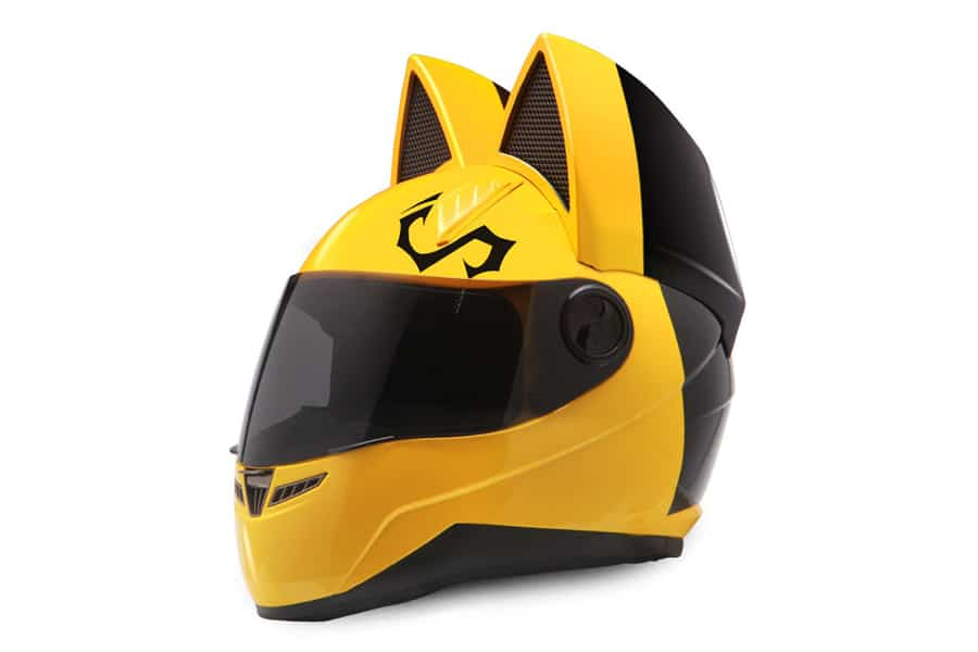 27 cool motorcycle helmets nitrinos nek helmet