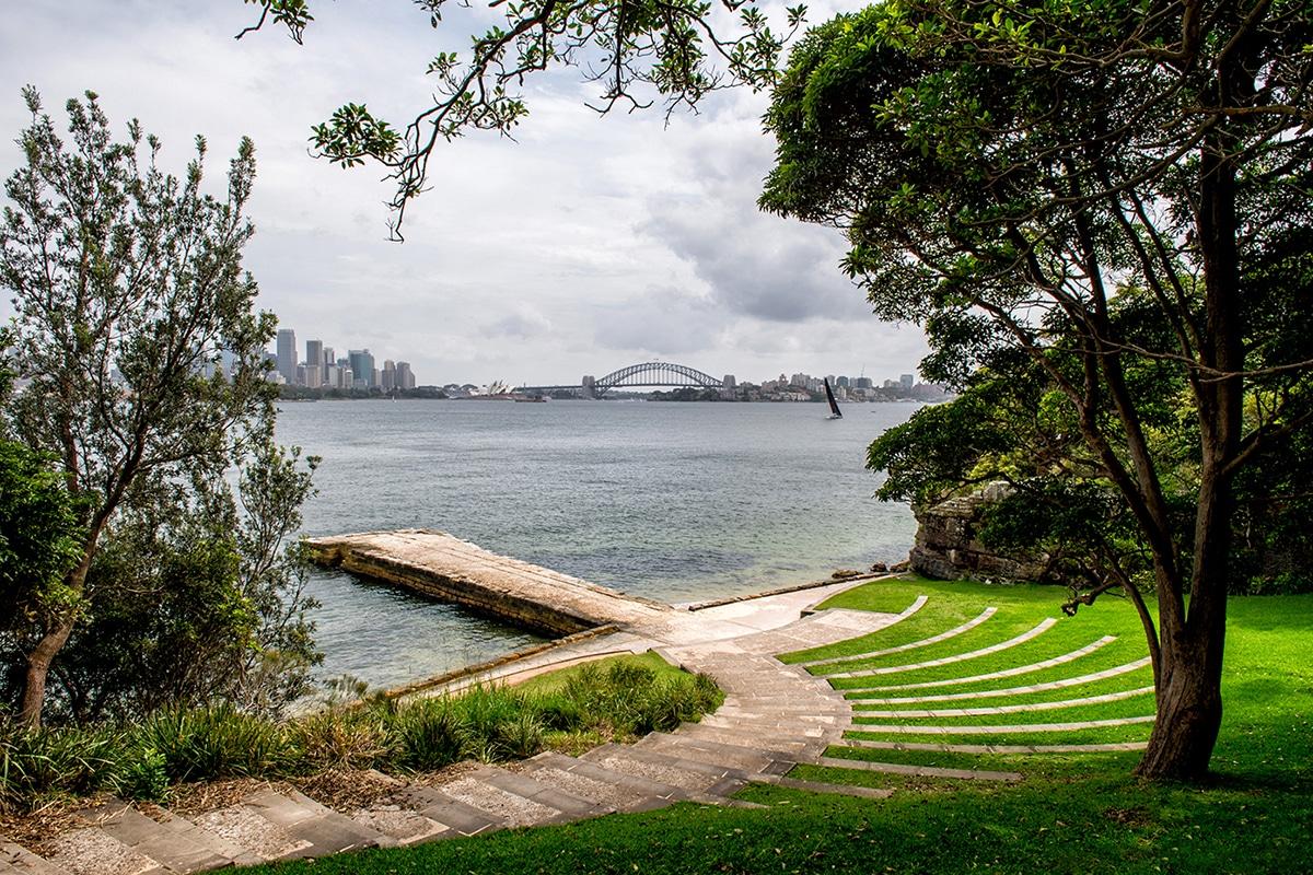 Best Views and Lookout Points in Sydney Bradley's Head, Mosman