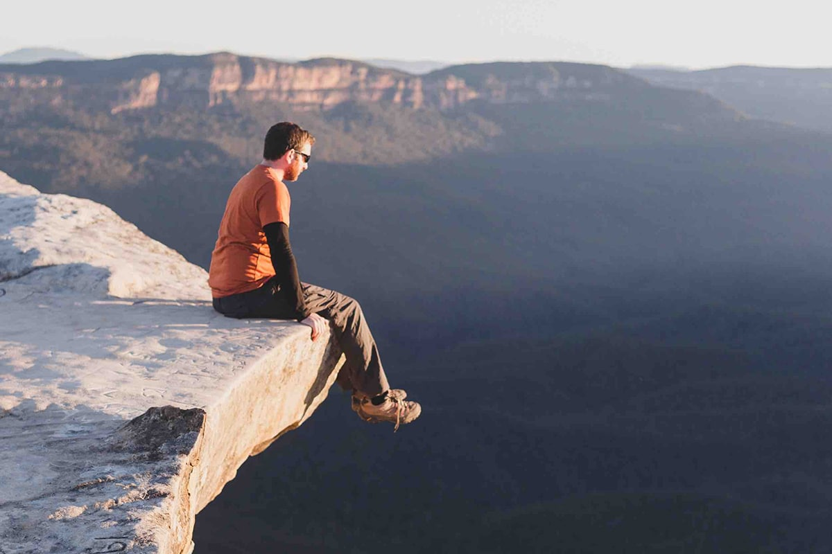 Best Views and Lookout Points in Sydney Lincoln's Rock, Blue Mountains