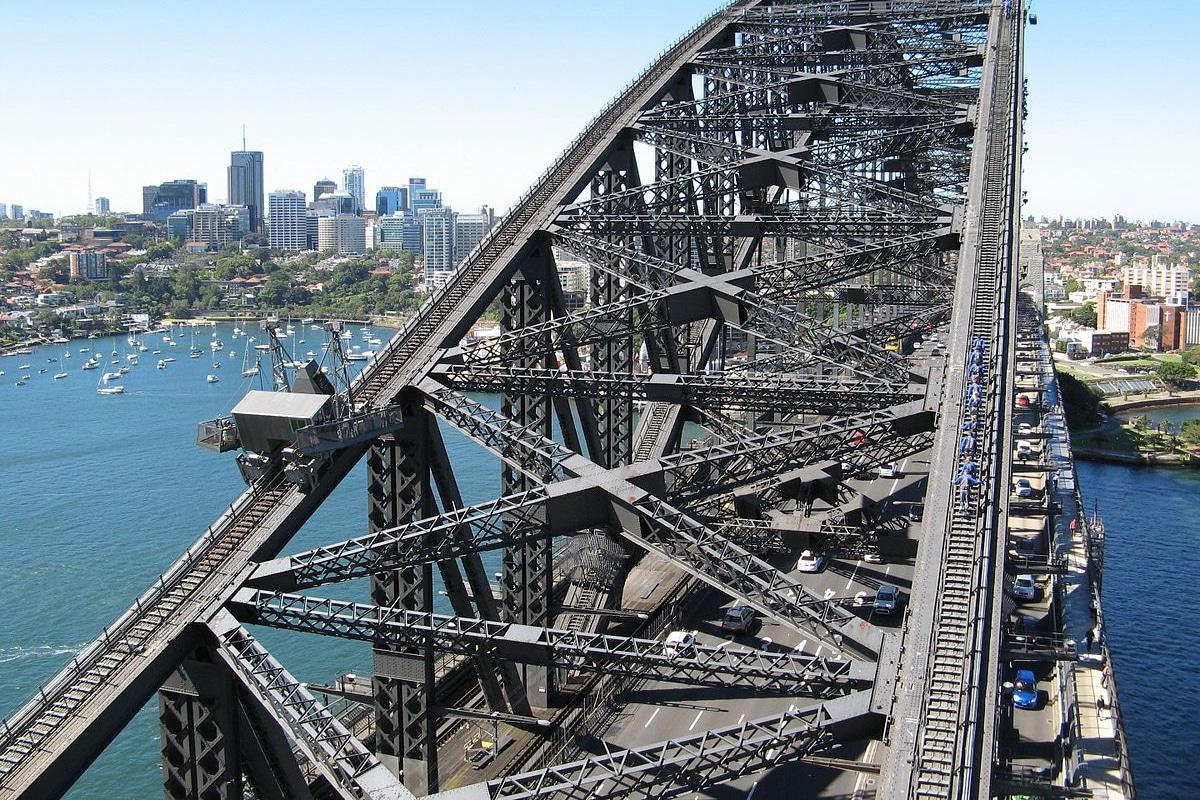 Best Views and Lookout Points in Sydney Sydney Harbour Bridge Walk