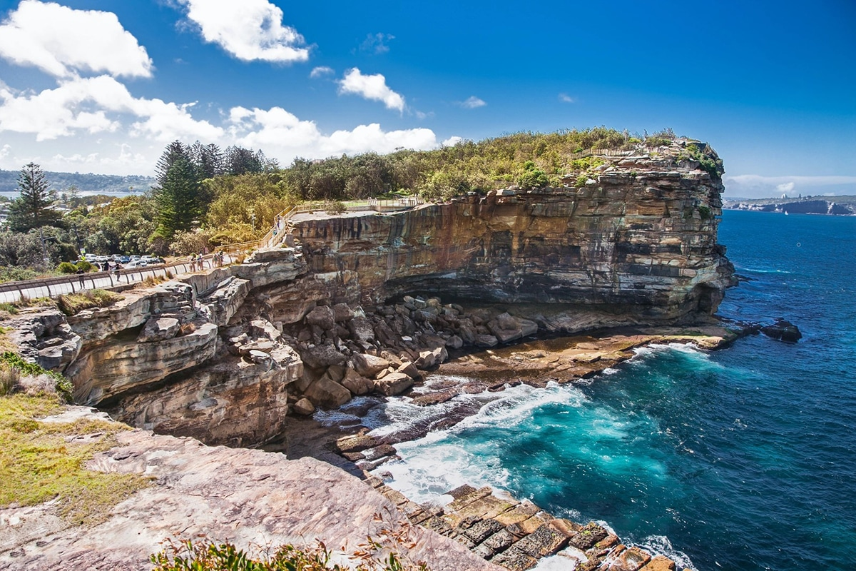 Best Views and Lookout Points in Sydney The Gap, Watsons Bay