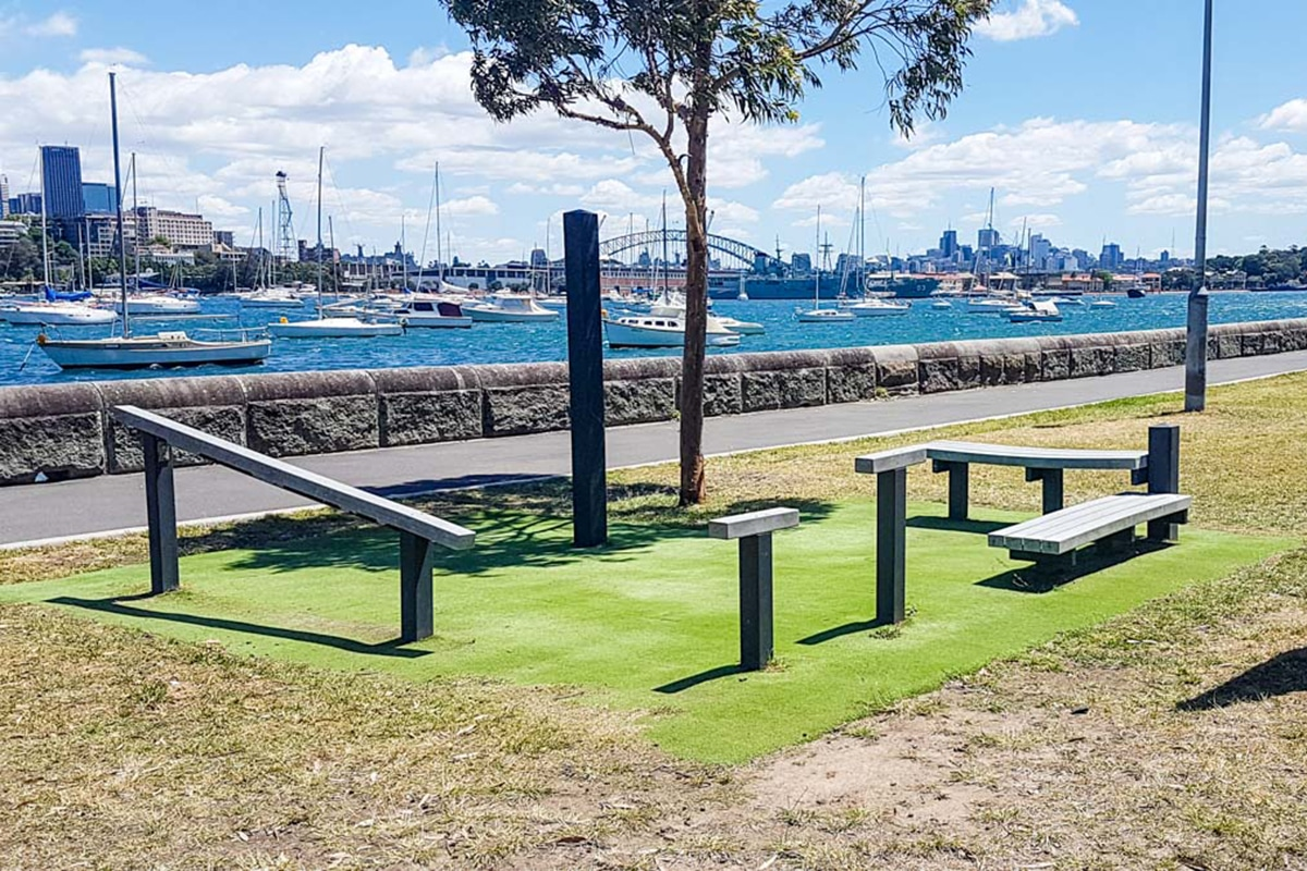 Best Views and Lookout Points in Sydney Yarranabbe Park