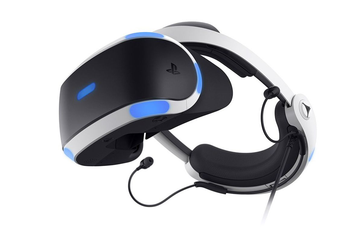 Best VR Headsets and Virtual Reality Goggles Sony Playstation VR