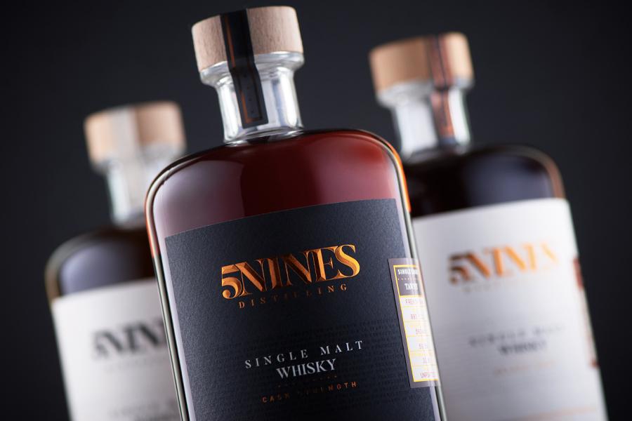 5Nines Single Cask Range