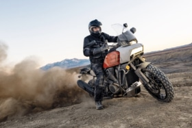 8 2021 Harley Davidson Pan American 1250
