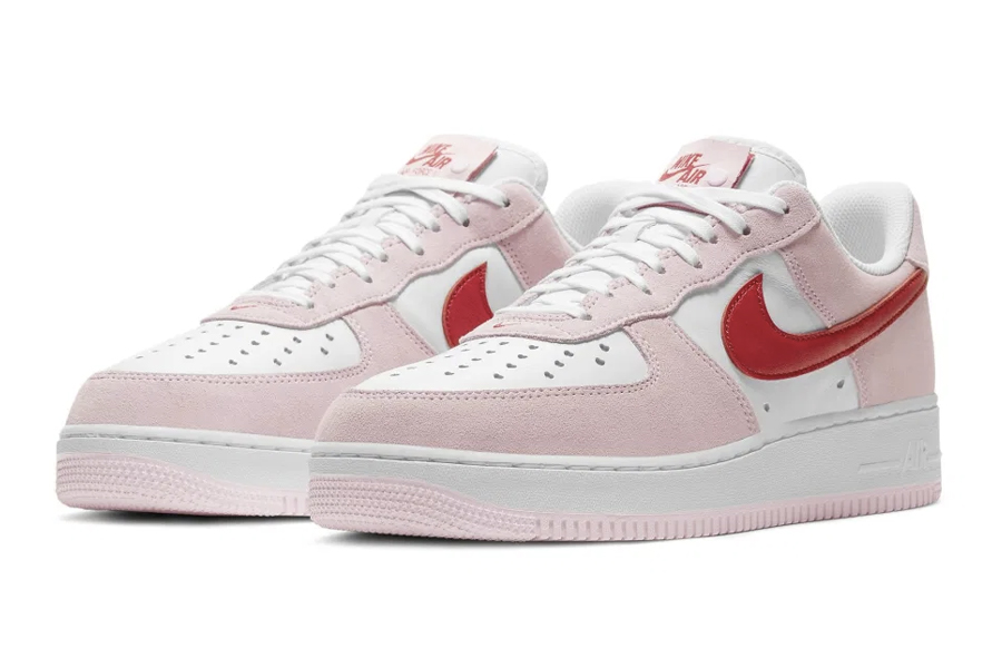 Air Force 1 Valentines Day