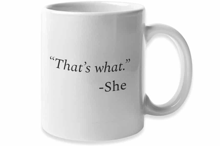 Funny Coffee Mug by Find Funny Gift Ideas