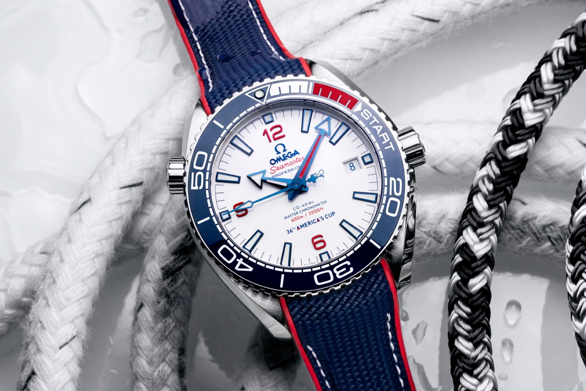 10 Best America's Cup Watches in History