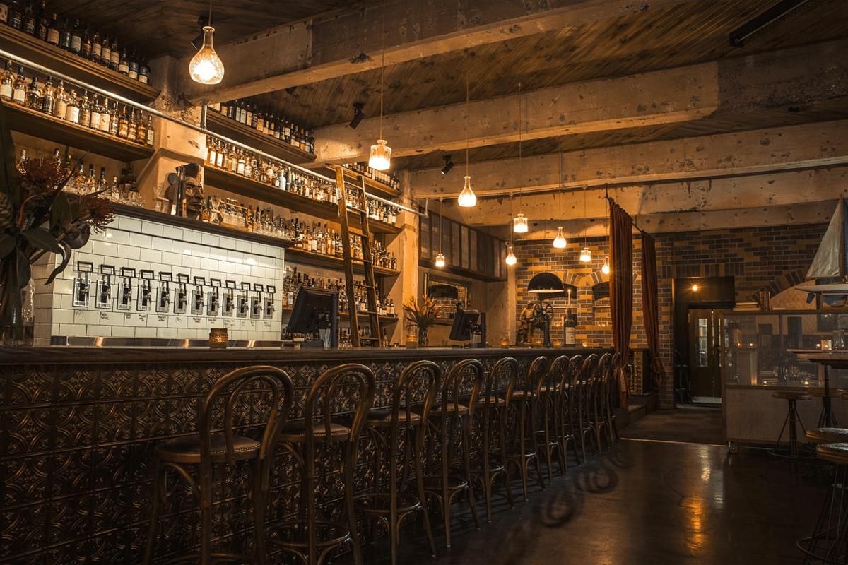 Boilermaker House Whisky Bar Melbourne