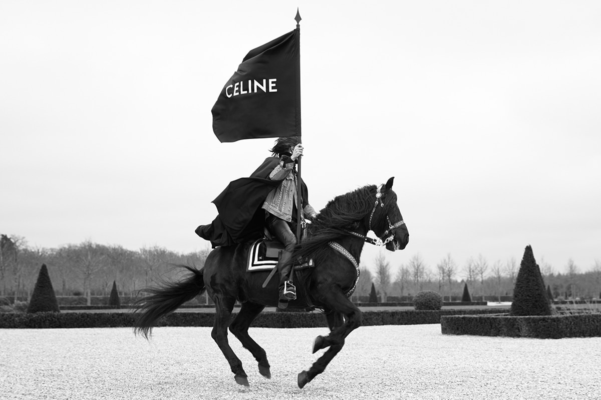CELINE HOMME FW21 a