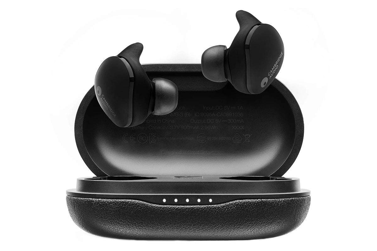 Cambridge Audio Melomania Touch open case