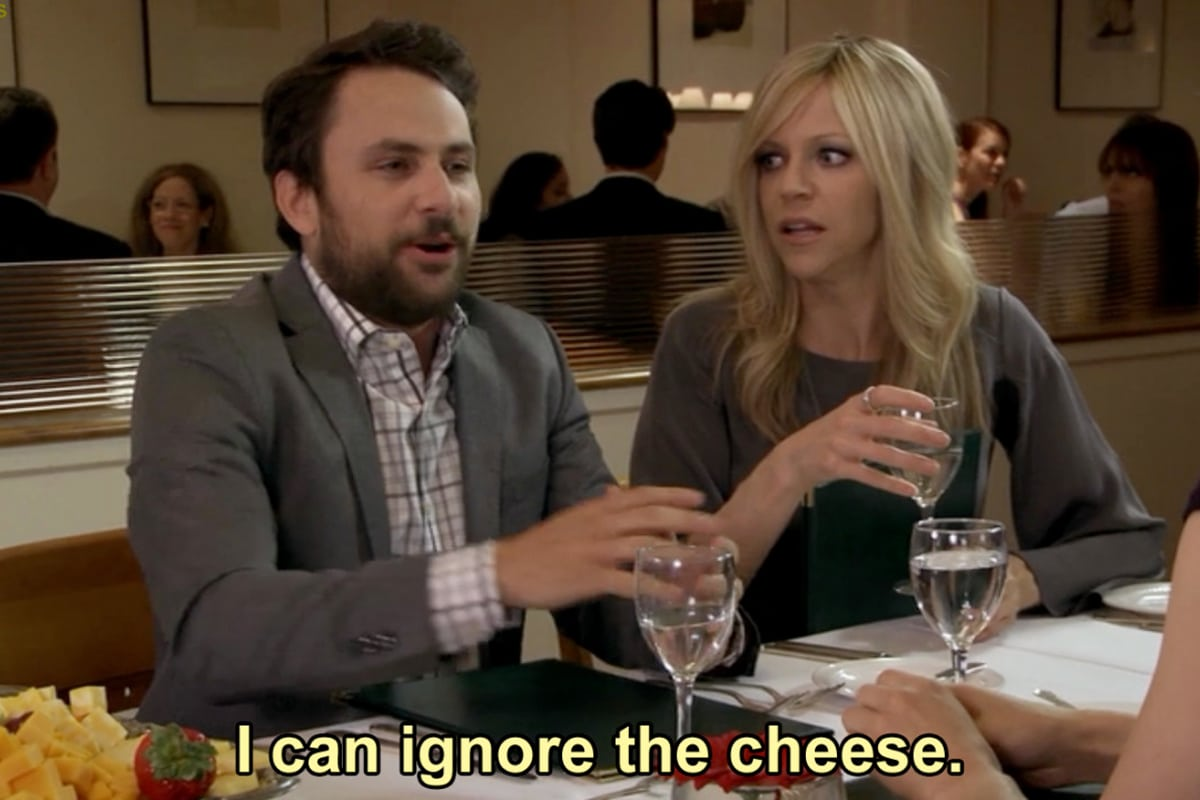 Cheese Isn't Actually Bad For You