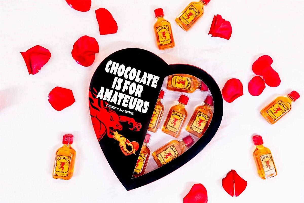 Fireball Valentine's Day