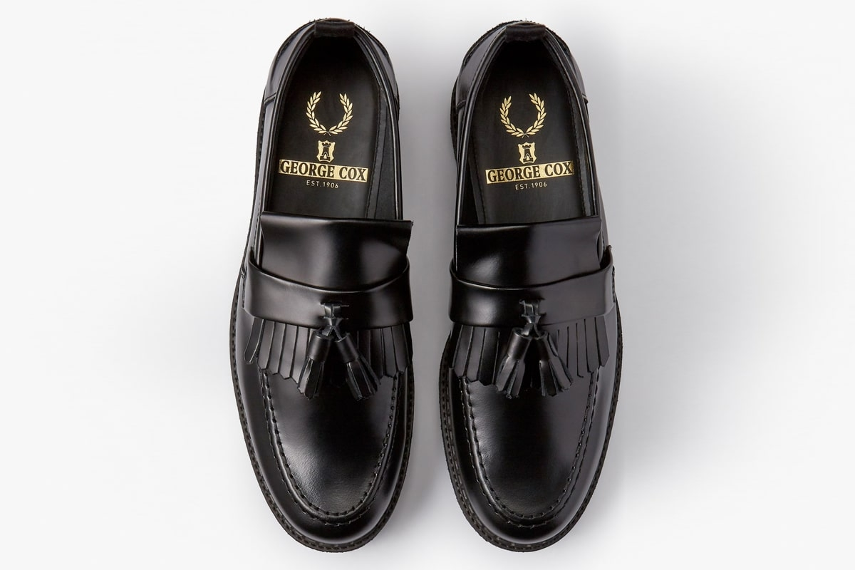 Fred Perry George Cox