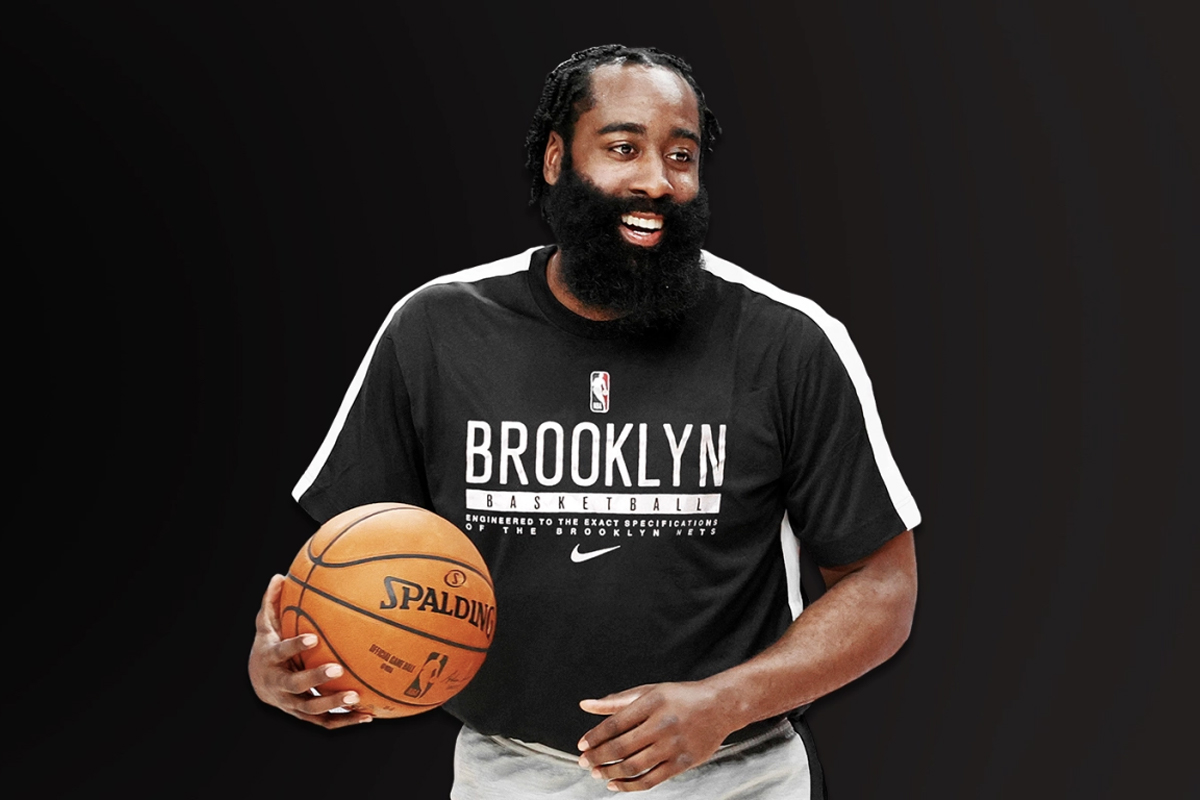 Highest Paid NBA Players 2021 - James Harden