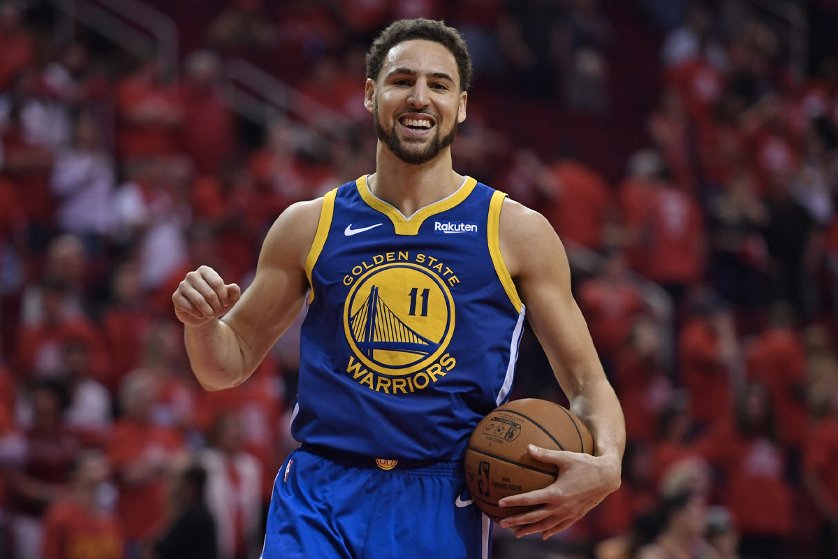 Highest Paid NBA Players 2021 - Klay Thompson