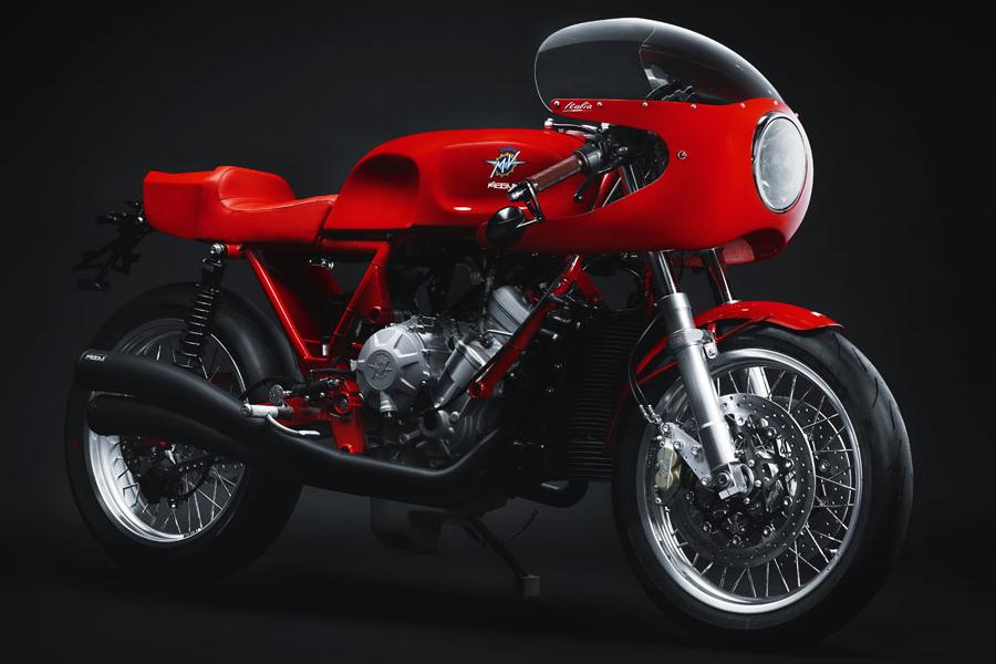 Italia 2020 Bike side