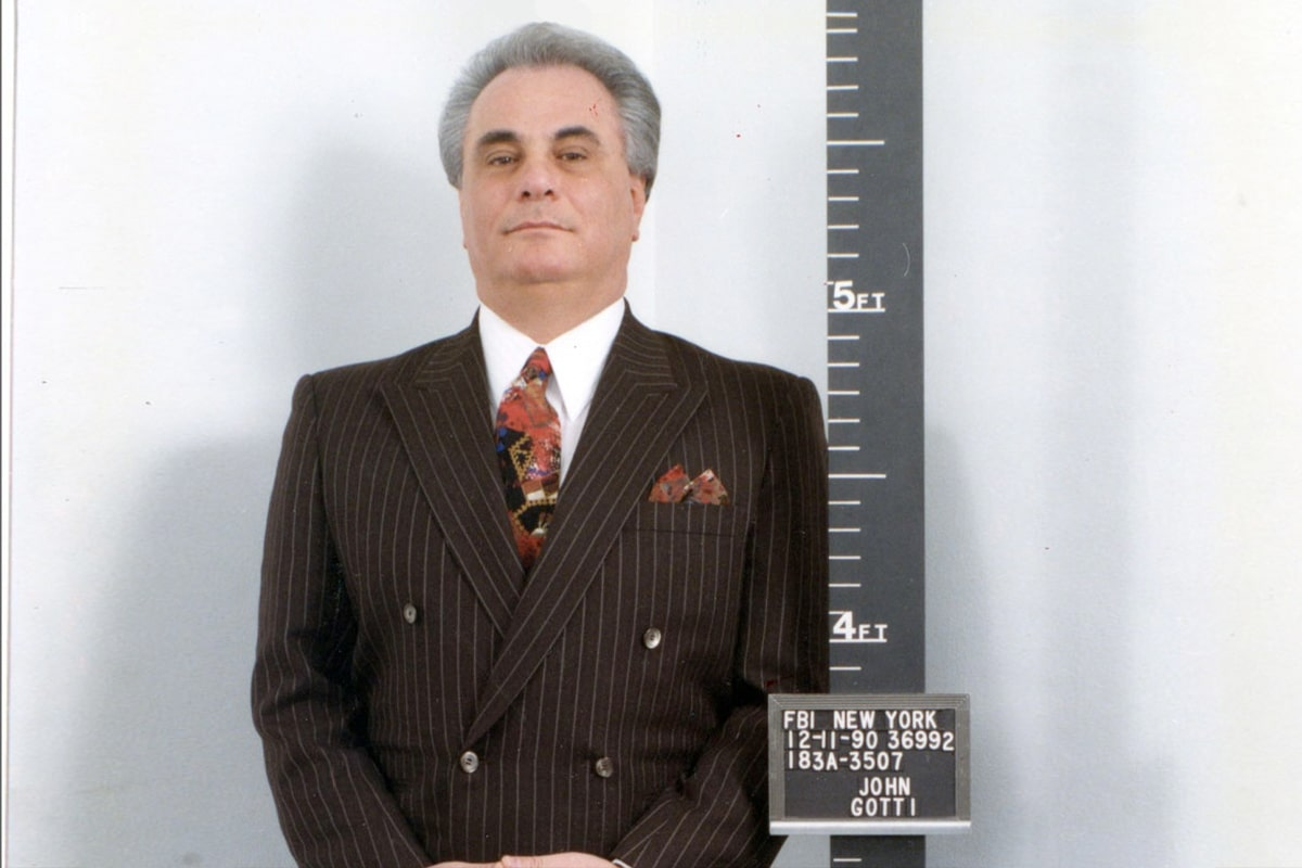Infamous Mob Boss John Gotti's Insane Wine Collection is Up for Sale