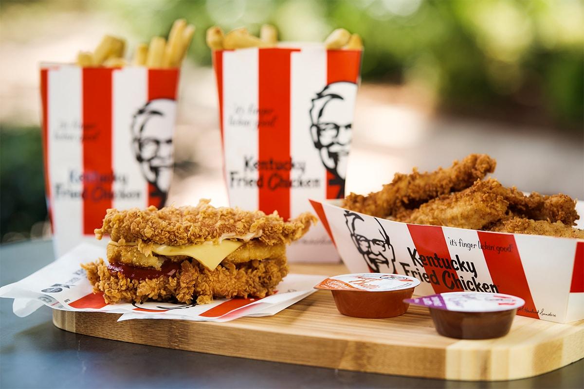 KFC Tower Burger 5