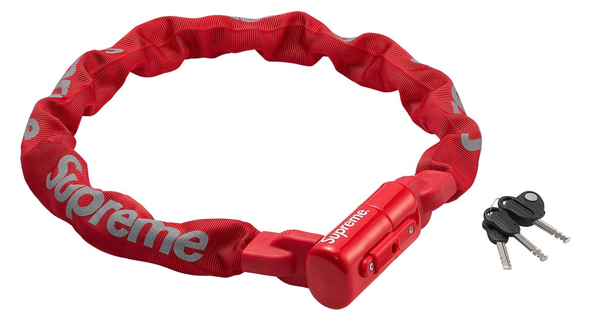 Kryptonite Integrated Chain Lock