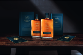 Lark Distillery Legacy whisky bottles