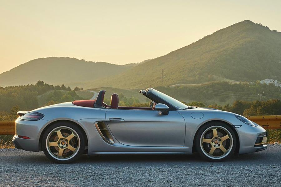 Limited Edition Porsche Boxter