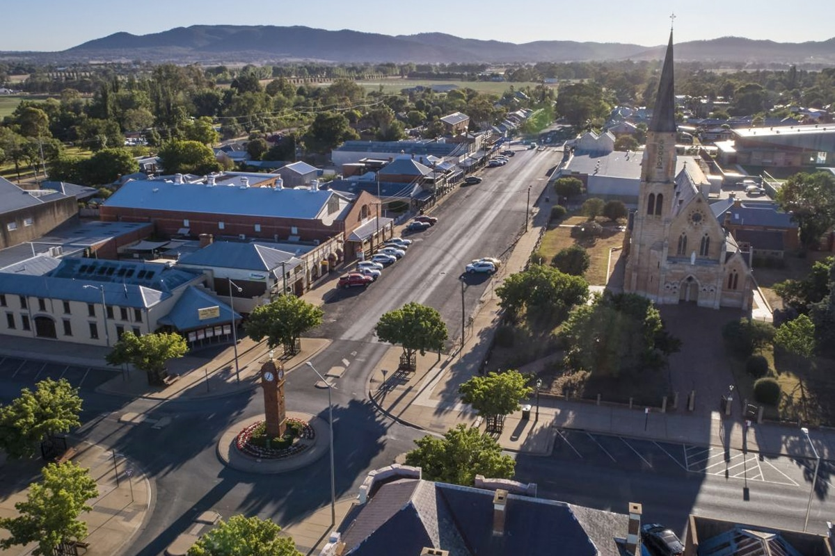 Mudgee - Top Australian Travel Destinations 2021