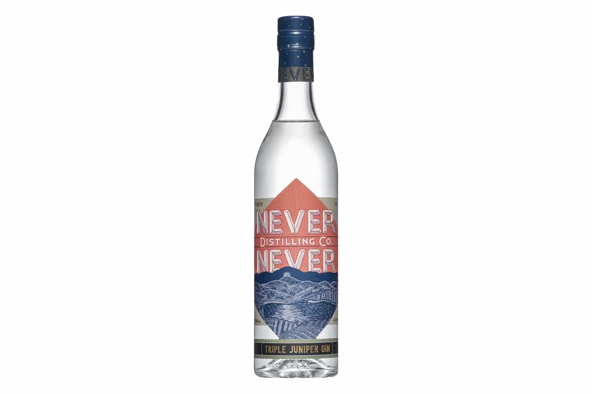 Never Never gin