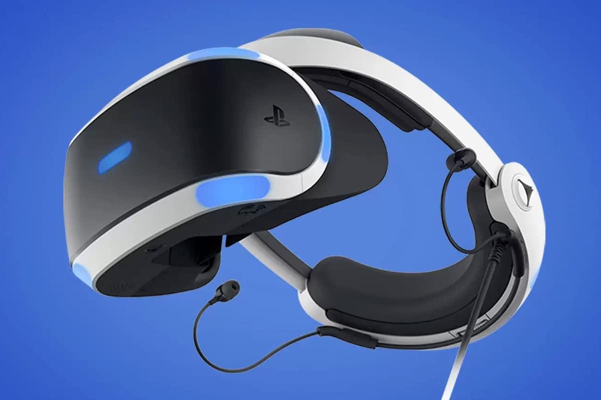 Next-Gen VR PS5 Headset 3