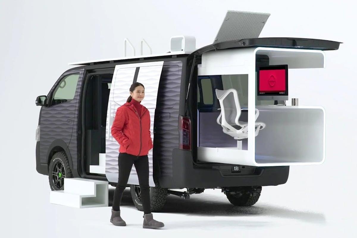 Nissan Pod Van 1
