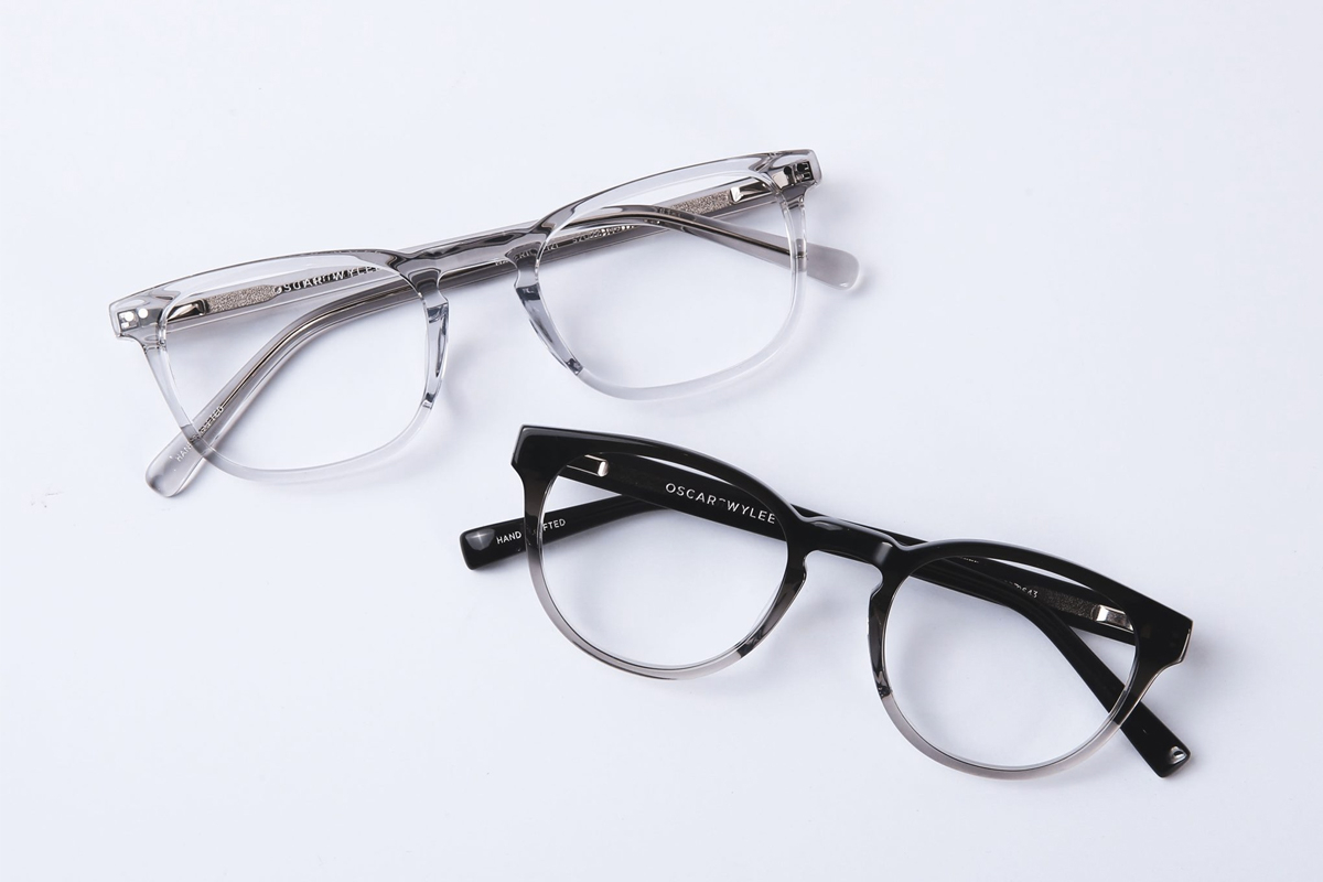 Two Oscar Wylee spectacles