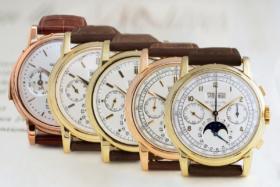 5 ultra-rare Patek Phillipe watches