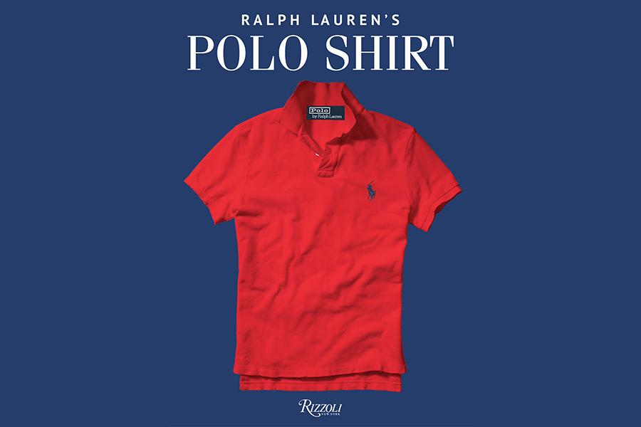 Polo Shirt Book from Ralph Lauren