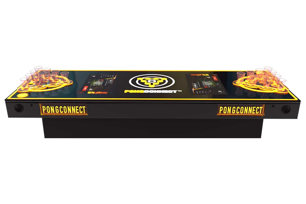 PongConnect Beer Pong Table front