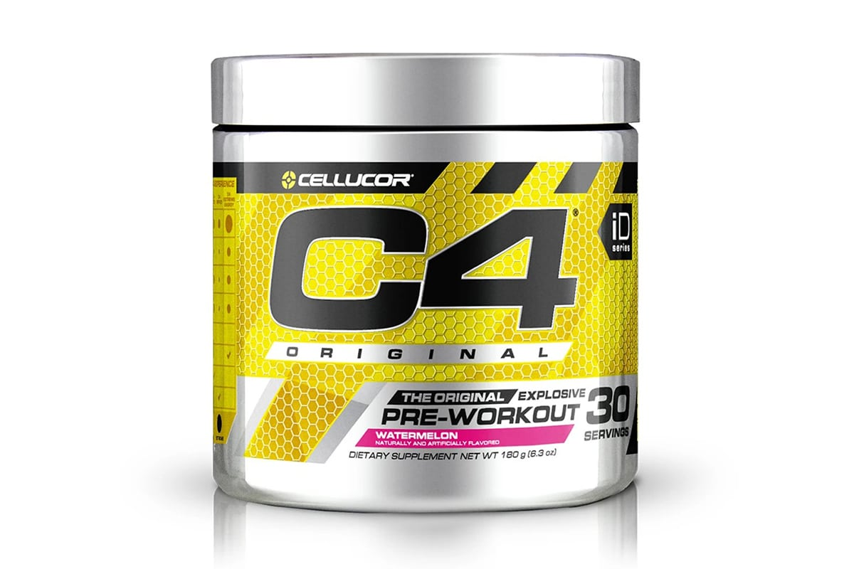 Pre-Workout Everything You Need to Know Celluclor C4 Pre Workout